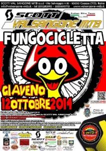 FUNGOCICLETTA - Giaveno 12 ottobre 2014