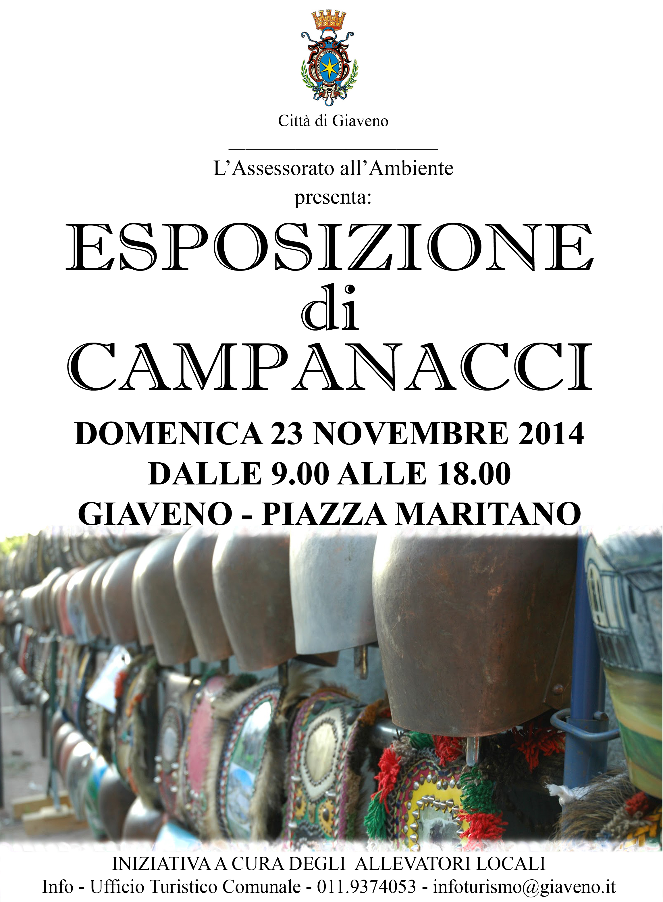 Esposizione di Campanacci – domenica 23 novembre 2014