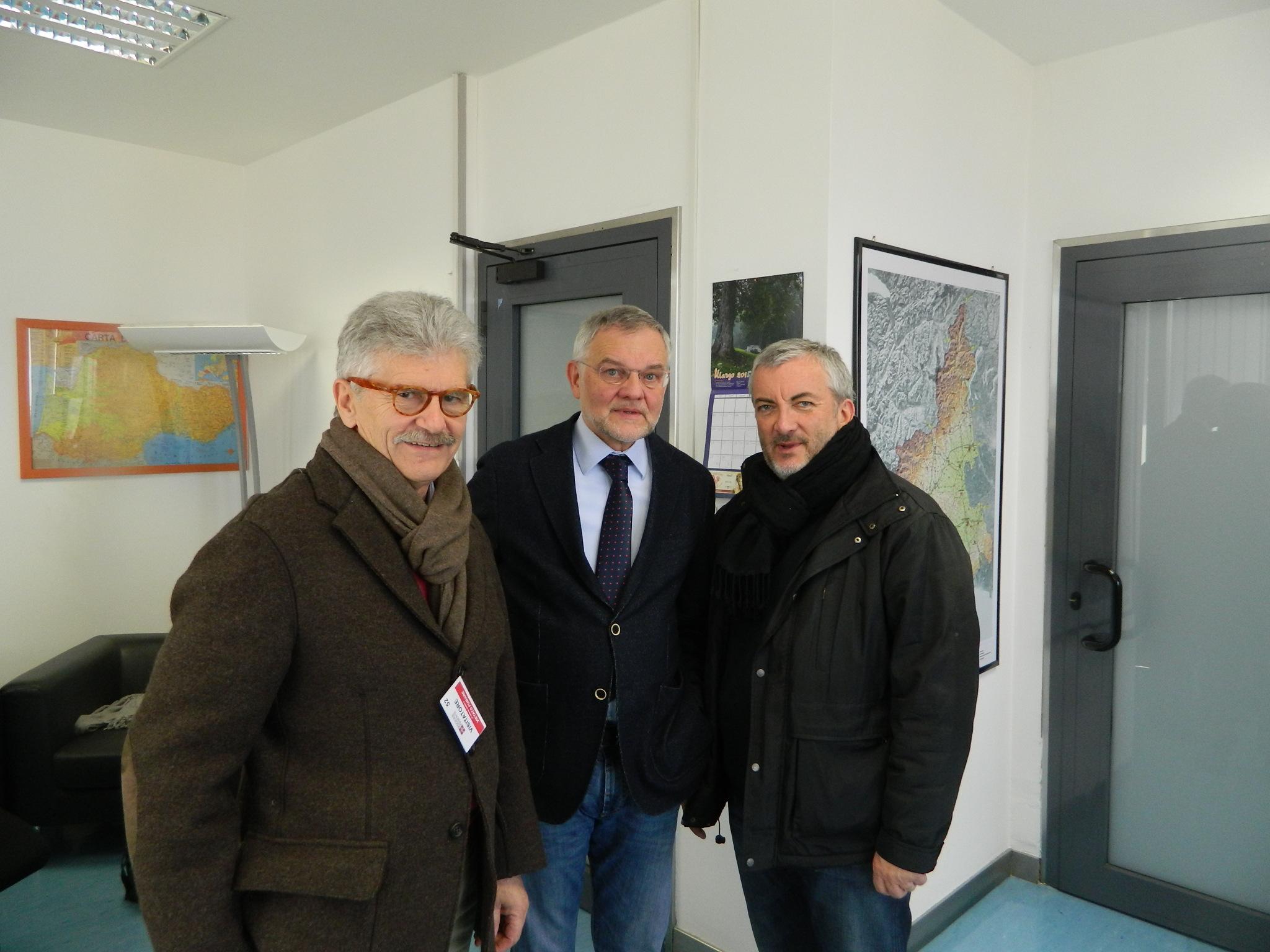 Incontro con l'Assessore Regionale Balocco