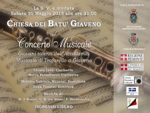 Invito_Concerto  30 maggio 2015