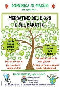 MERCATINO DEL RIUSO E DEL BARATTO