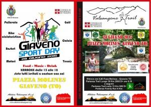 Giaveno Sport Day 28 giugno 2015