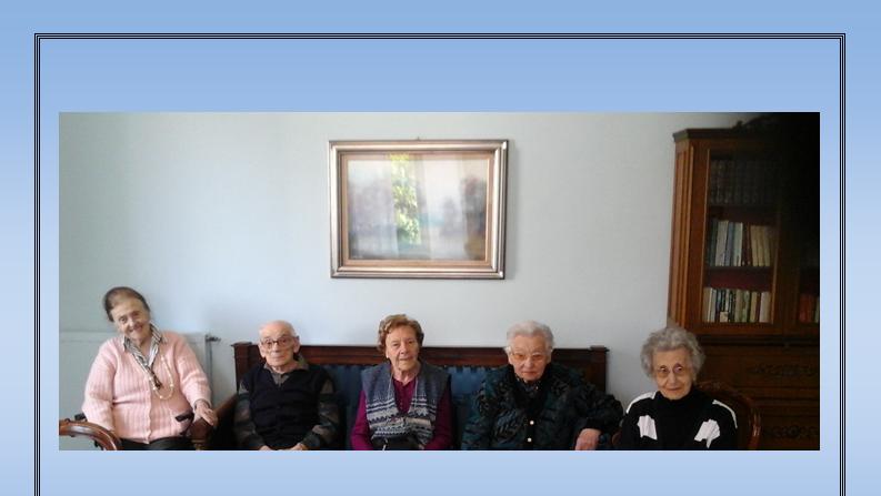 """Residenza per Anziani """"Silvana Ramello"""" – Domenica 28/06 ore 16, proiezione di un cortometraggio realizzato dagli ospiti della Struttura, nell'ambito di un progetto di teatro terapia condotto da  Ronco Elisabetta."""