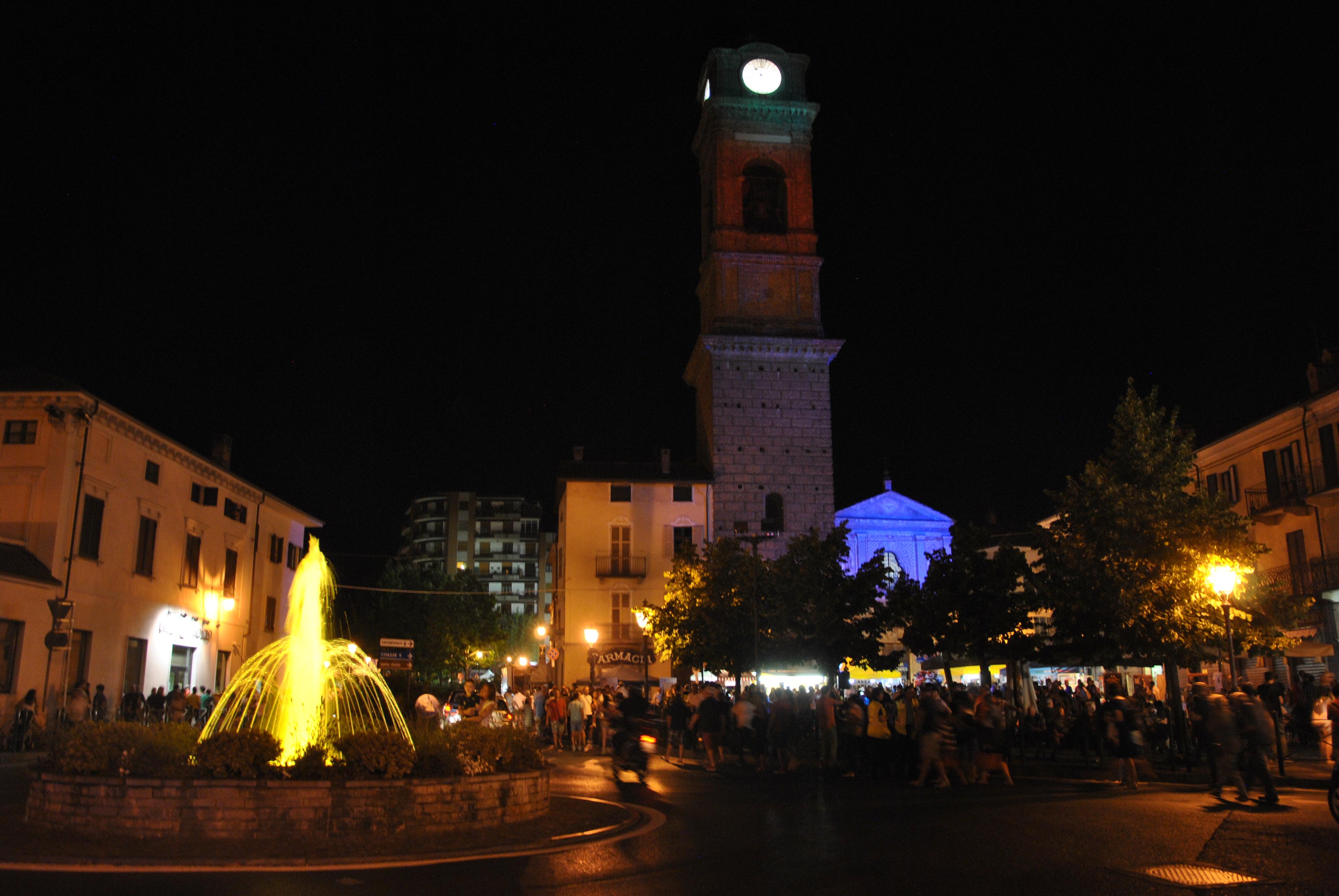 ESTATE in Città, iniziative a Giaveno