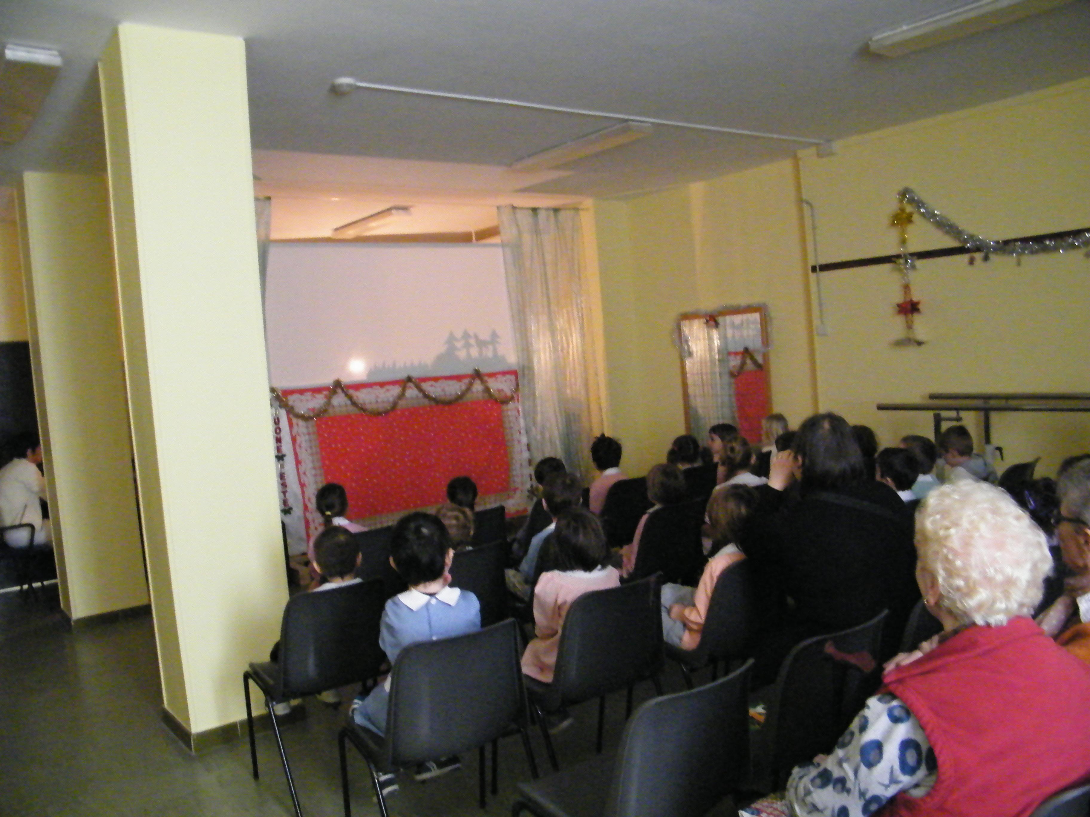 Natale a Casa Ramello con i bimbi della Scuola Materna Crolle
