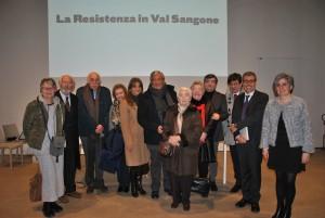 Partecipazione del gruppo di Giaveno