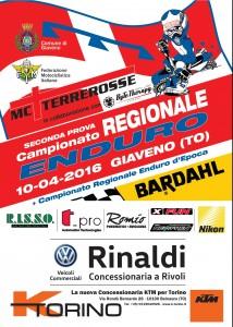 Prova a Giaveno del Campionato Regionale di Enduro