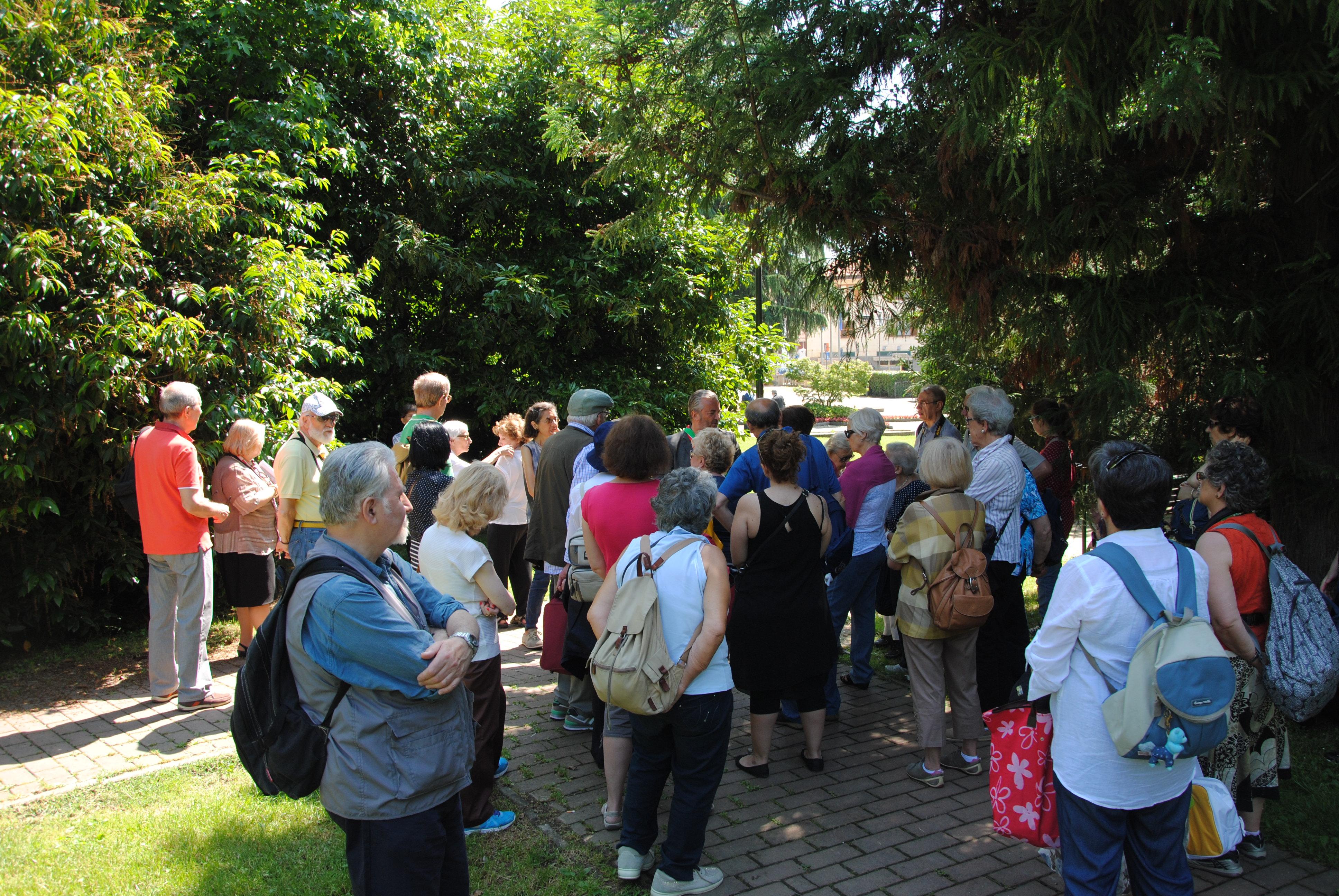 Alla Scoperta del parco di Palazzo Marchini e del Giardino Rea