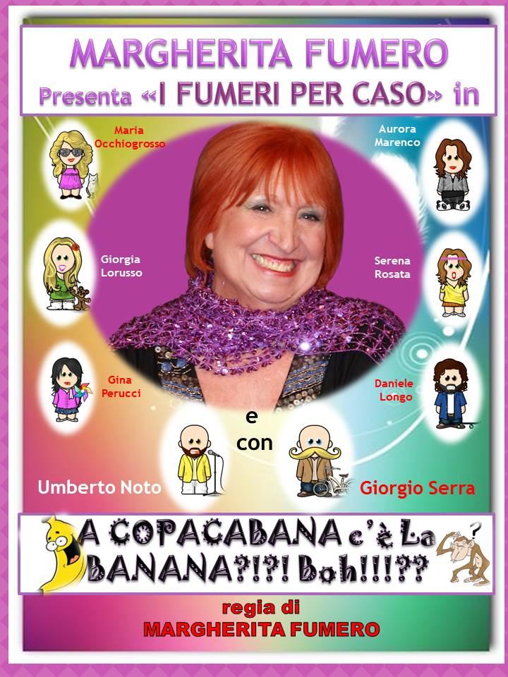 Margherita Fumero a Giaveno – Spettacolo – domenica 31 luglio 2016