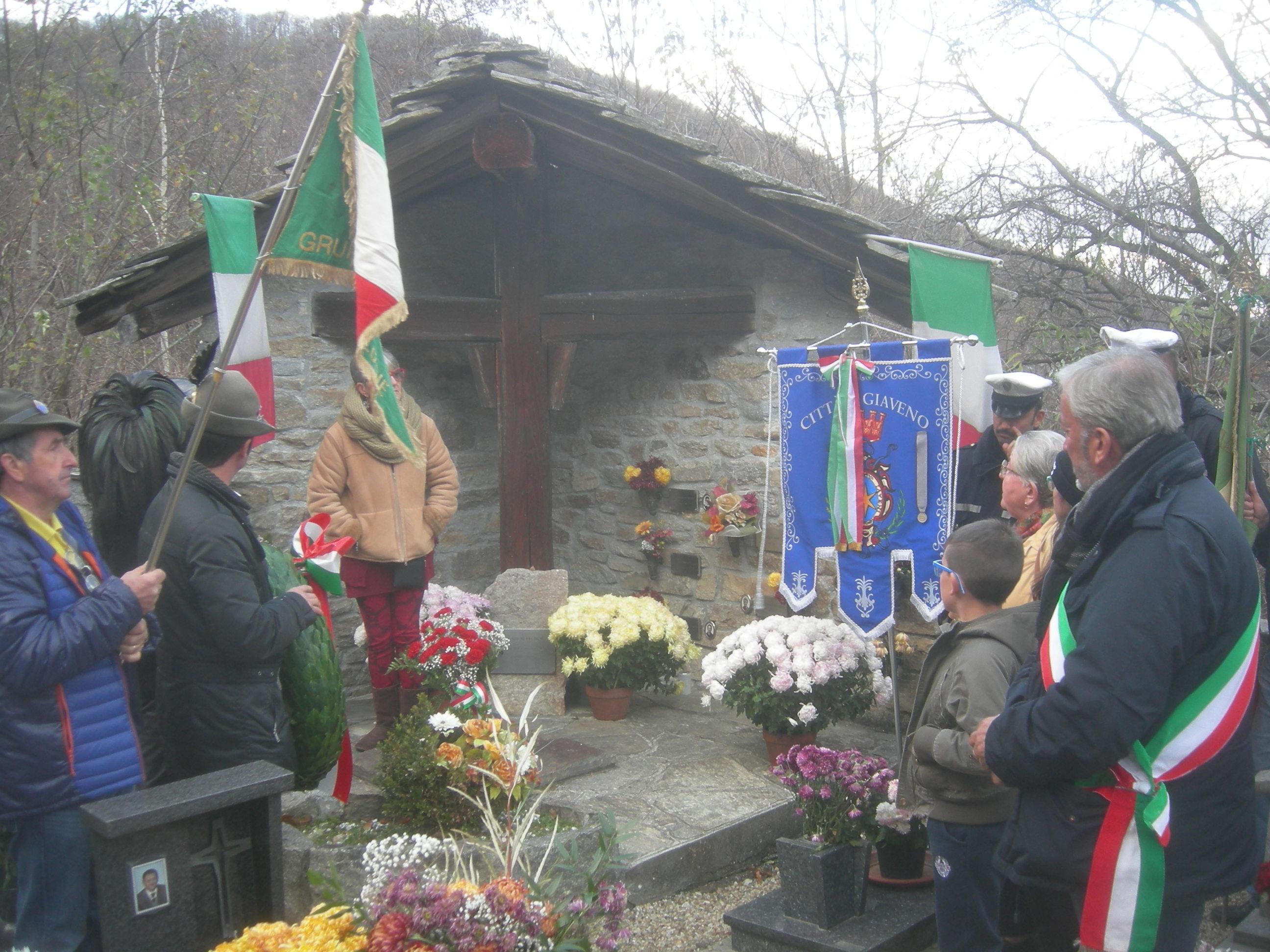 ANNULLATA  LA Commemorazione  a Borgata Provonda  – Domenica 27 novembre 2016