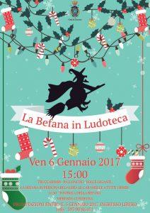 La Befana In Ludoteca Venerdì 6 Gennaio 2017 Comune Di Giaveno