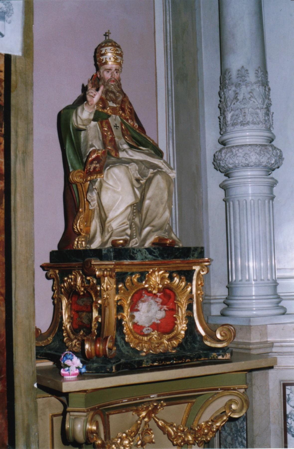 Sant'Antero Papa – Copatrono di Giaveno – Domenica 8 gennaio  2017