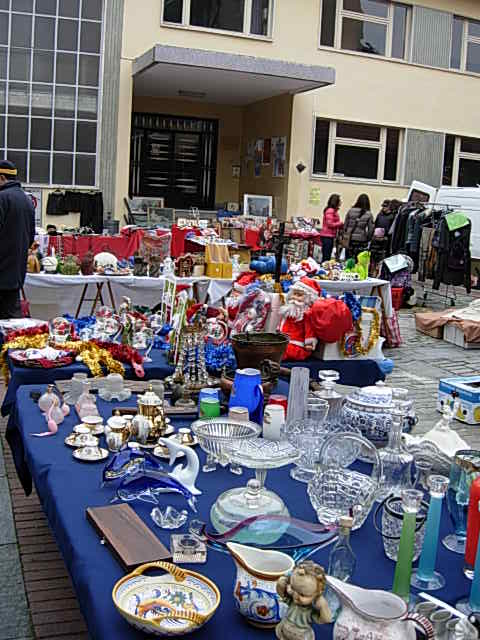 Mercato delle Pulci nel Centro Storico  domenica 22 gennaio 2017