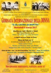 Giornata Internazionale Donna 8 MARZO 2017-01-1