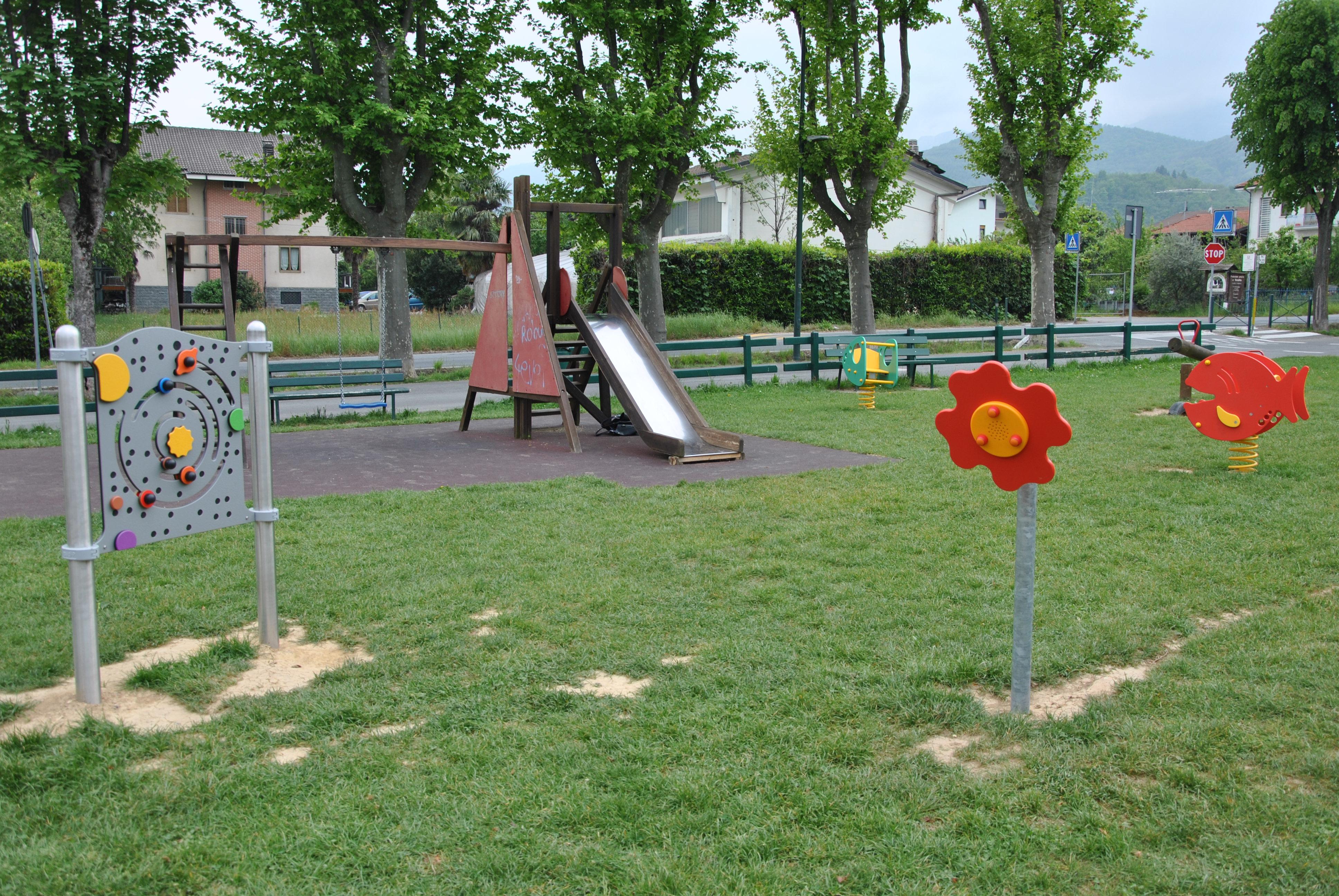 Parco Giochi Inclusivi