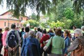 Accoglienza nel Parco di Palazzo Marchini