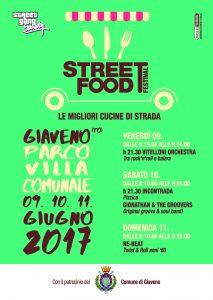 GIAVENO Street Food