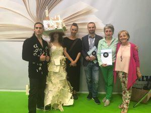 Presentazione al Salone Internazionale del Libro di Torino mag 1017