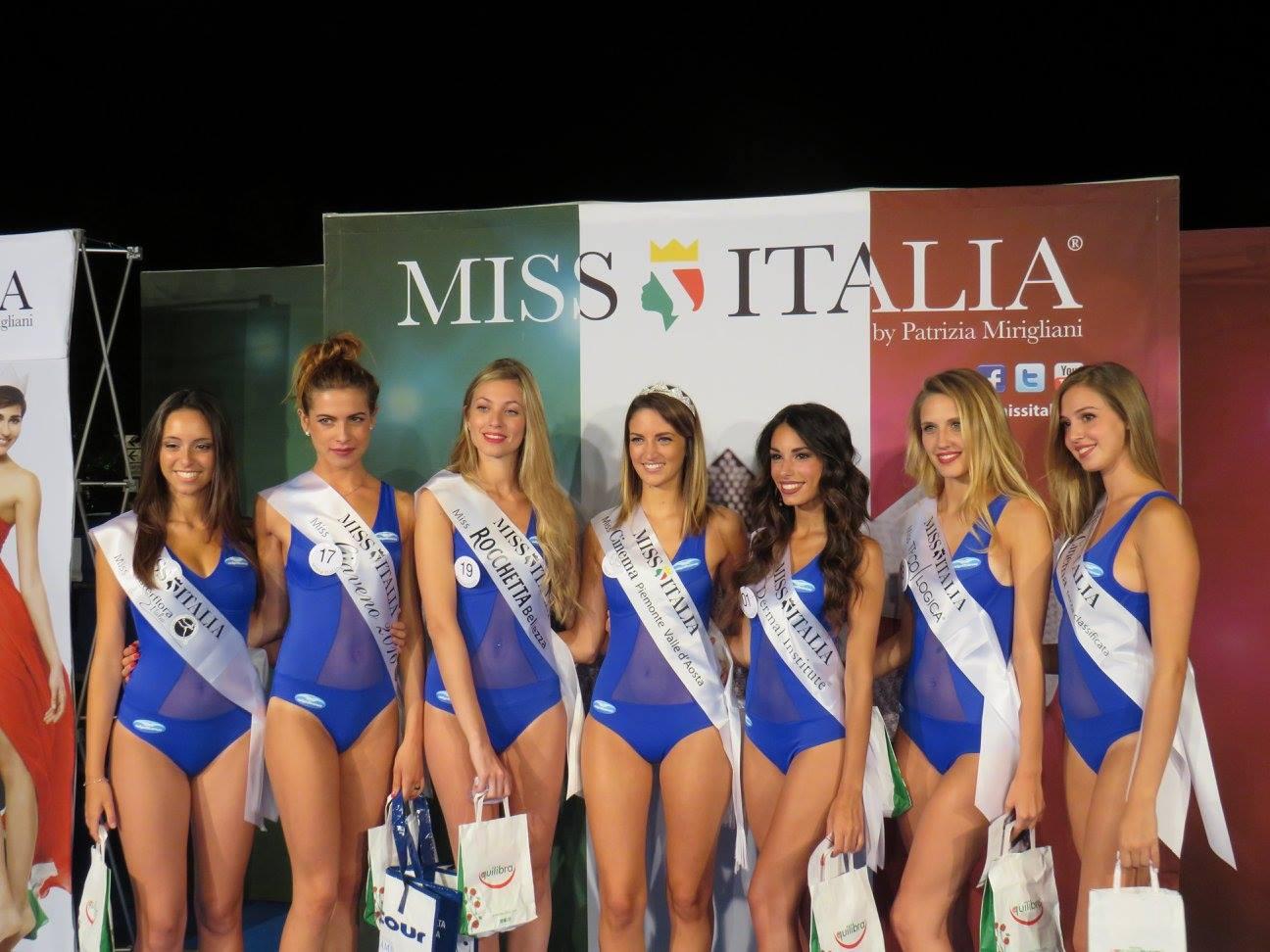 Miss Italia  – selezione  – sabato 5 agosto 2017