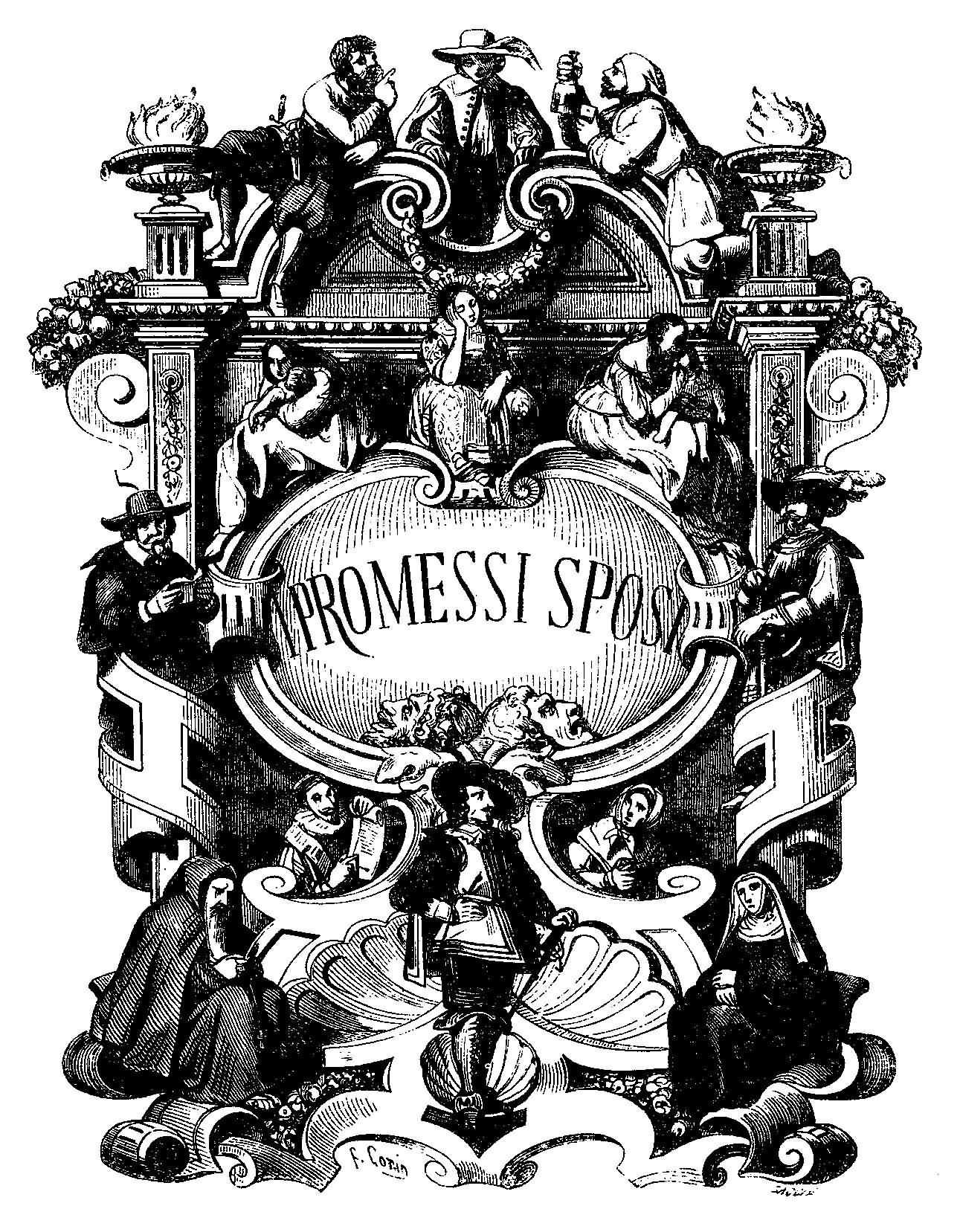 I Promessi Sposi – Alessandro Manzoni e Francesco Gonin – un ciclo di 4 incontri