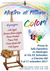 locandina_Mostra_ I COLORI Settembre