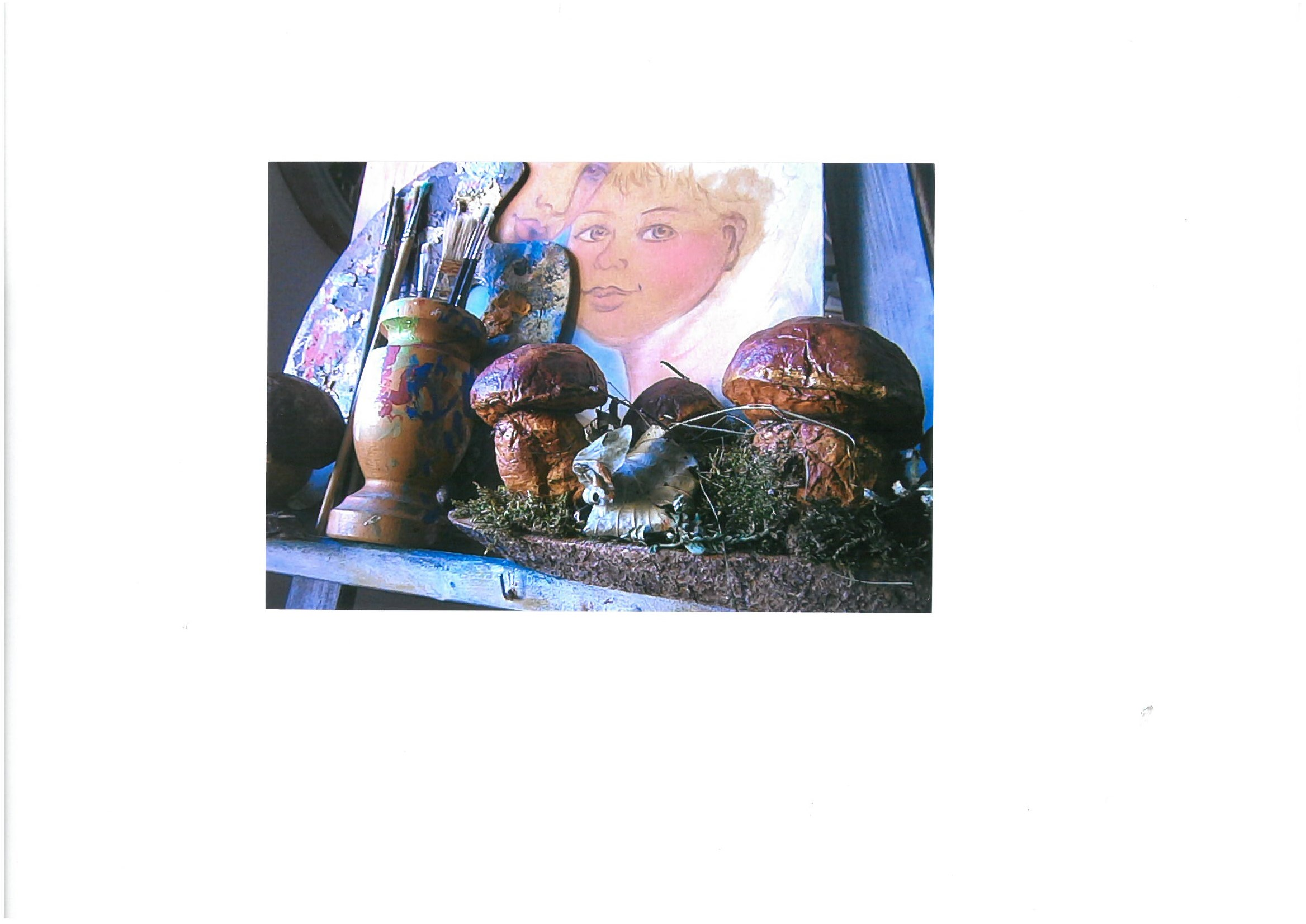 Madre Natura e Funghi d'Autore – mostra d'arte –