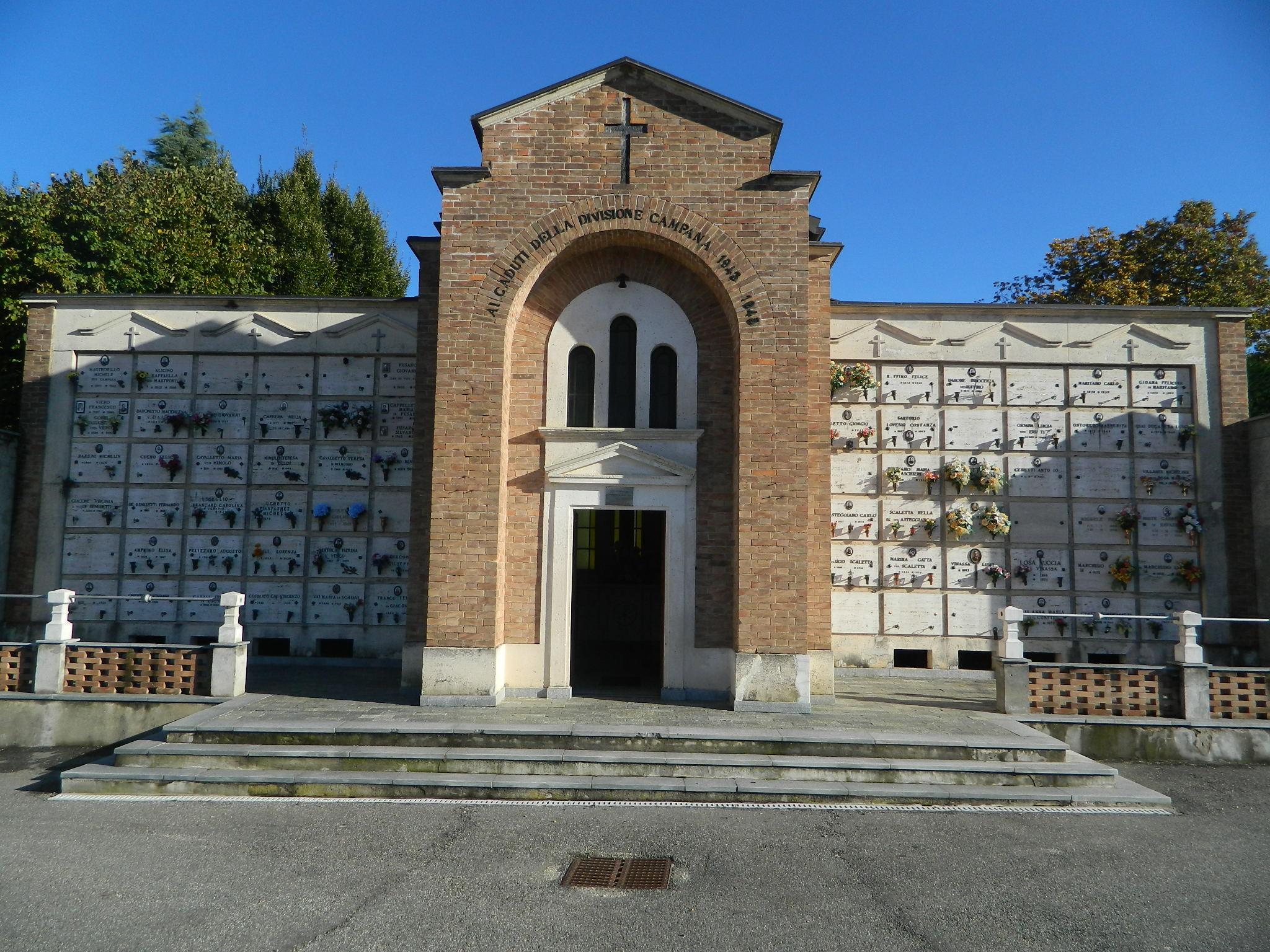 """Commemorazione in ricordo della """"Divisione Campana"""" – domenica 29 ottobre 2017"""
