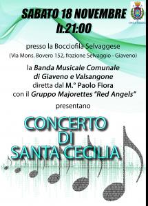 Concerto S.cecilia 2017
