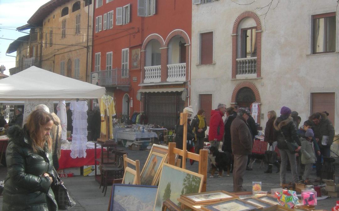 Mercato delle Pulci e Mercato delle Erbe  – domenica 22 luglio  2018