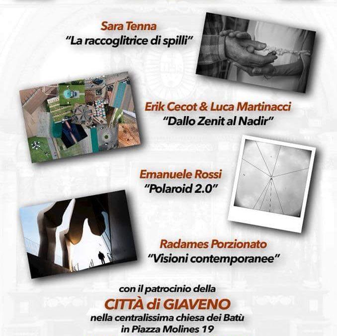 """Mostra Fotografica """"Visioni Personali""""  – dal 12 al 15 luglio 2018"""