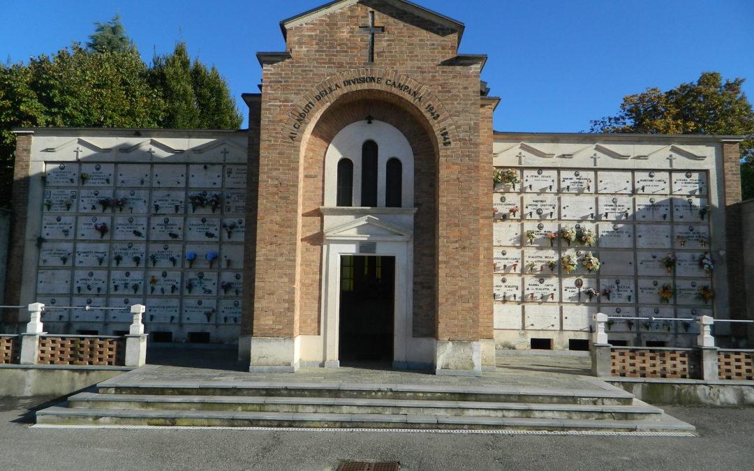"""Commemorazione  in ricordo della """"Divisione Campana""""  – domenica 28 ottobre 2018"""