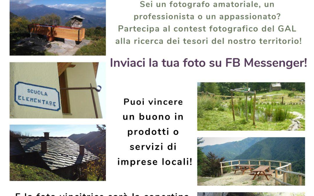 I Tesori delle Nostre Valli  – Contest fotografico promosso dal Gal Escartons e Valli Valdesi