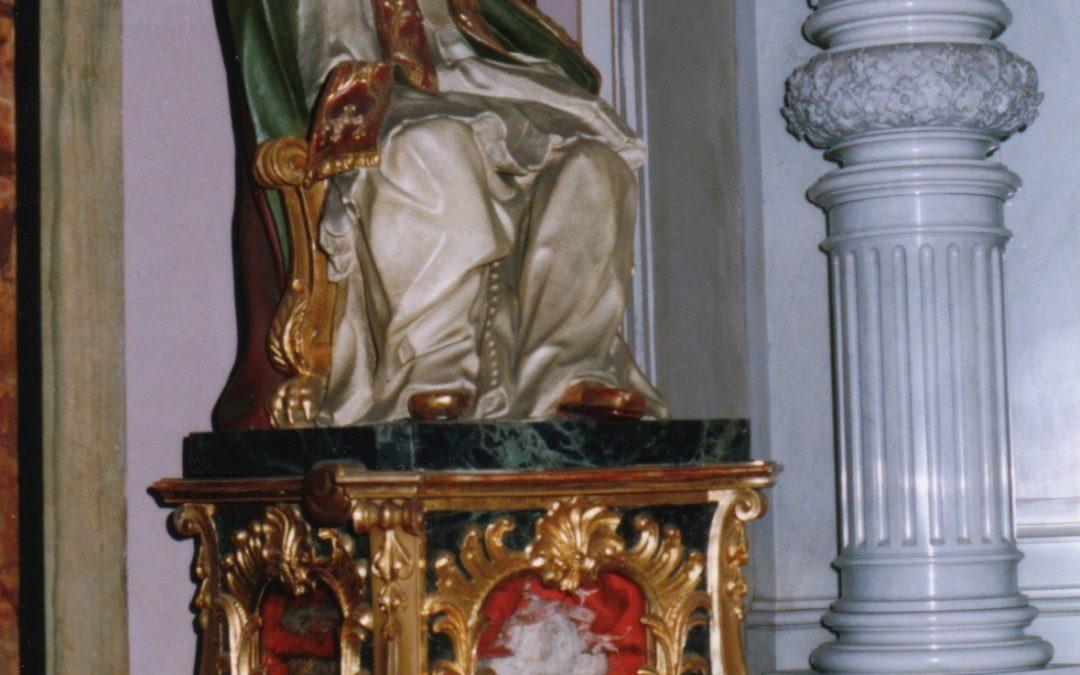 Sant'Antero Papa e Martire – domenica 13 gennaio 2019