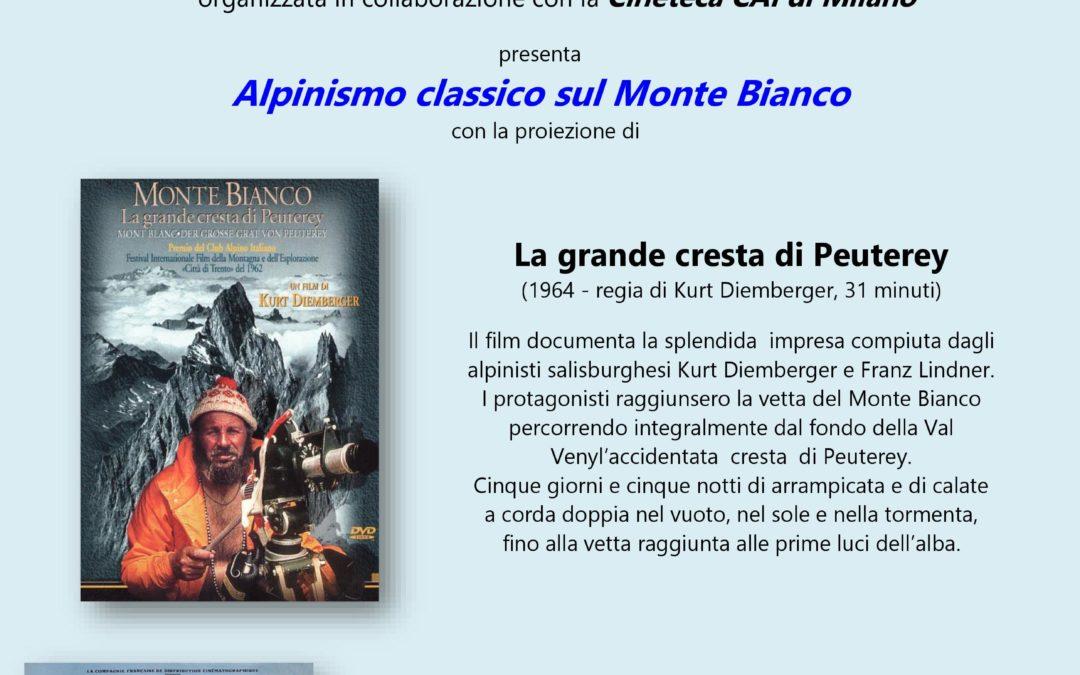 Cinema storico di montagna – a cura del Cai Giaveno il 19 e il 26 luglio 2019