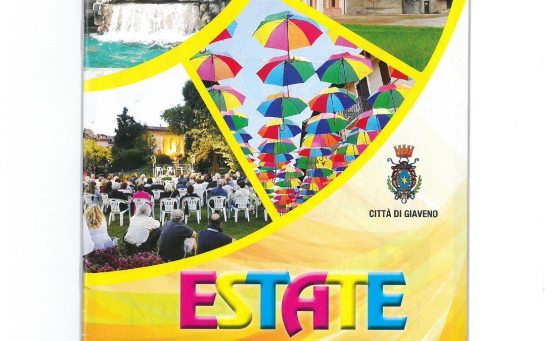 Prosegue il programma Estate a Giaveno 2019