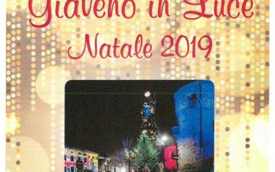 Giaveno in Luce – Natale 2019