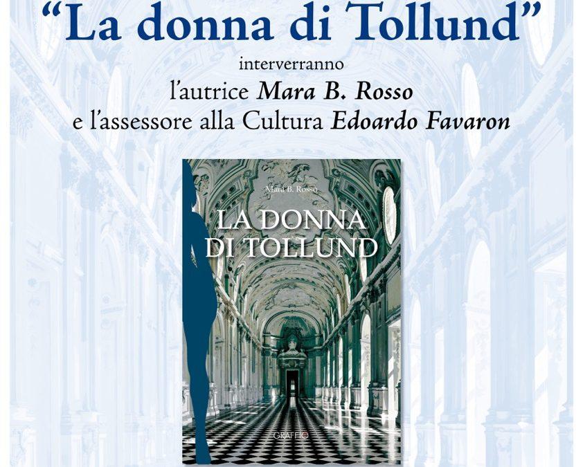 """Presentazione del libro """"La donna di Tollund""""  sabato 25 febbraio 2020"""