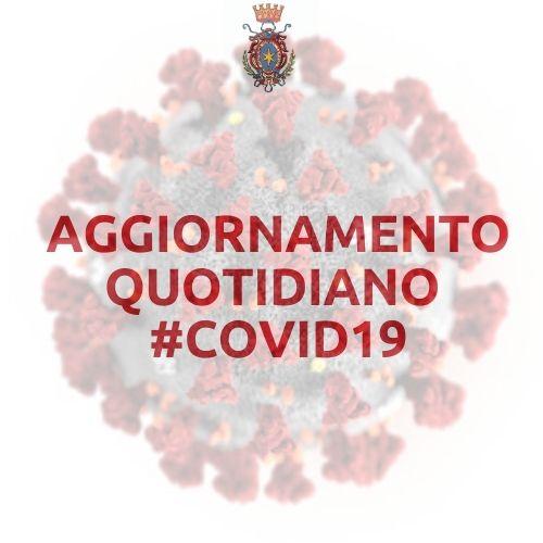 AGGIORNAMENTO #COVID-19
