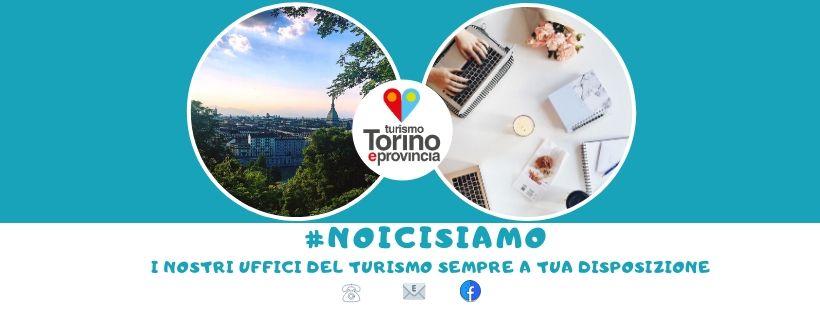 Turismo Torino e Provincia  promuove #noicisiamo