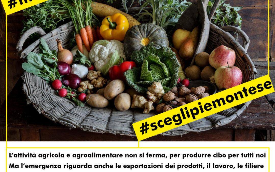 #madeinpiemonte e #sceglipiemontese – campagna di promozione dei prodotti agroalimentari piemontesi