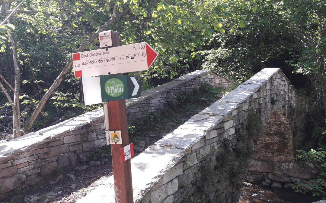 Proposte  escursionistiche  sul territorio