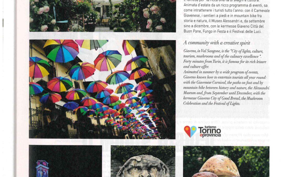 Giaveno sulle pagine di Gran Turismo Italia