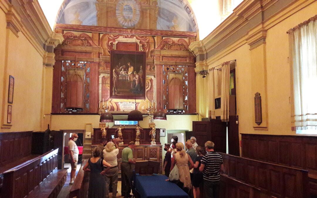 """Visite guidate  alle Chiese dei Batù e di San Rocco per """"L'essenziale è Barocco"""" – sabato 26 settembre 2020"""