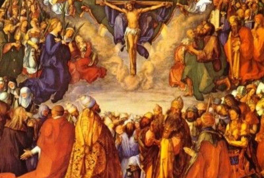 Celebrazione di Tutti i Santi – domenica 1 novembre 2020