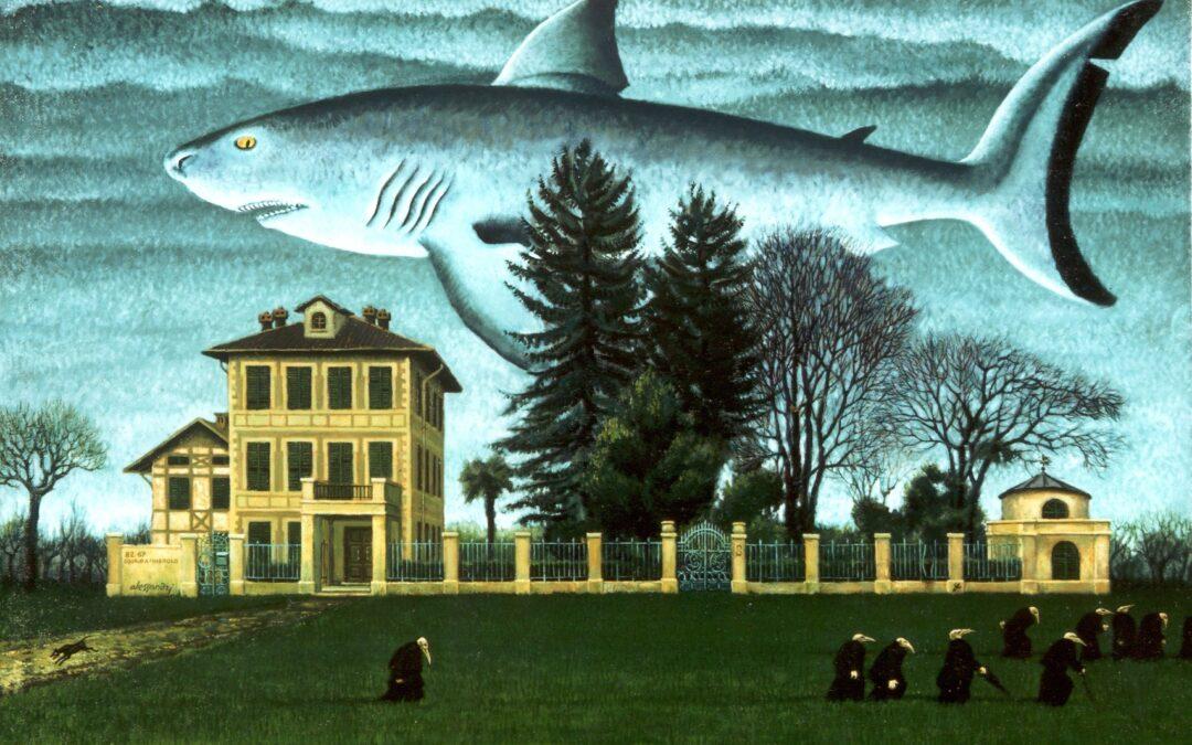 """""""Le lune di Alessandri""""  mostra antologica virtuale sui 70 anni del pittore"""