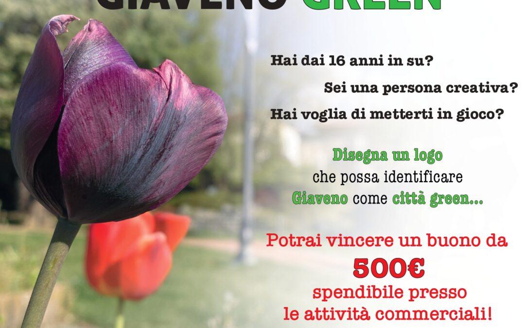 BANDO DI CONCORSO LOGO GIAVENO GREEN