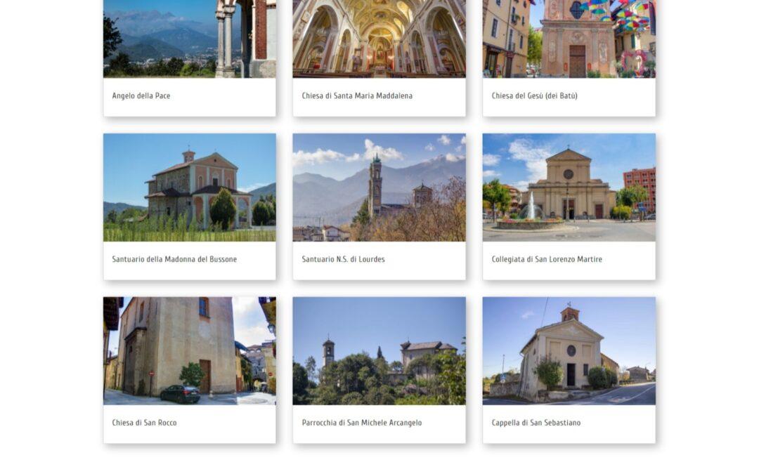Nuovo  sito  per gli eventi, il turismo, la cultura, il territorio: VisitGiaveno