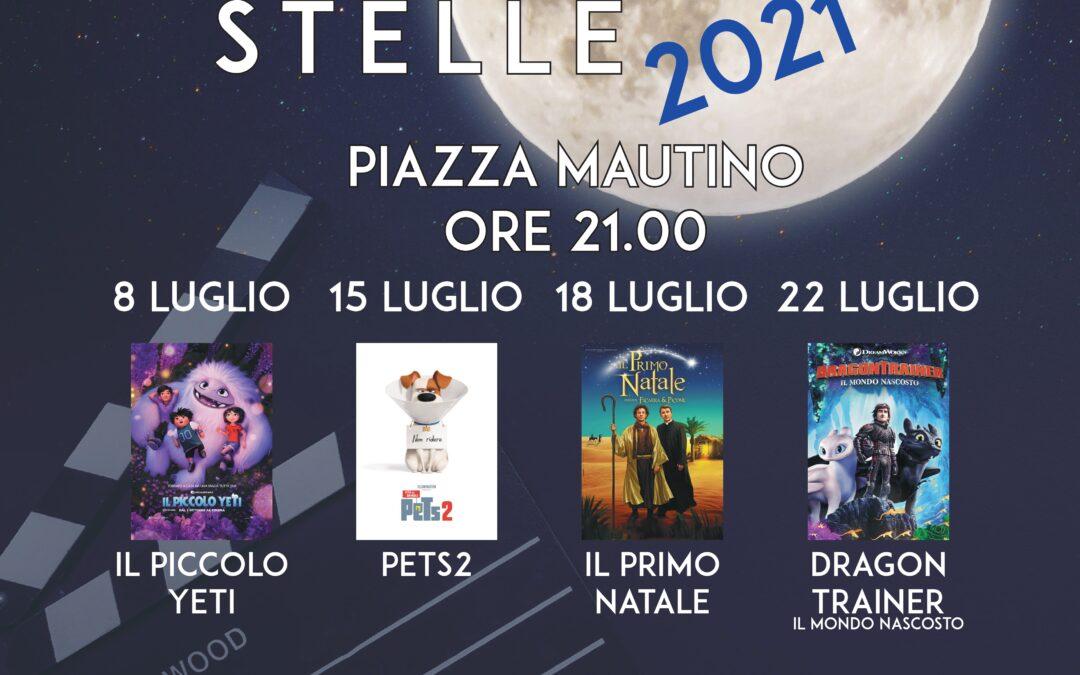 25 LUGLIO – CINEMA SOTTO LE STELLE-  GIAVENO SUMMER VILLAGE