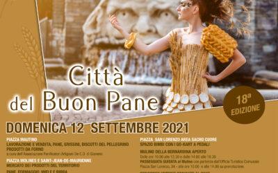 GIAVENO CITTÀ DEL BUON PANE – EDIZIONE 2021